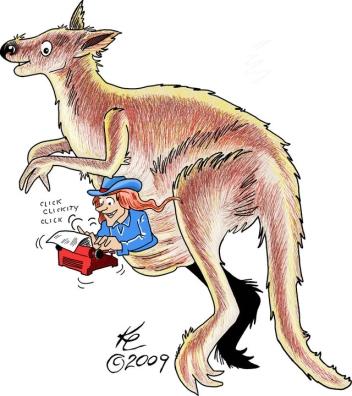 0 Lezli Robyn Cartoon