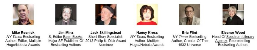 Cruise Authors