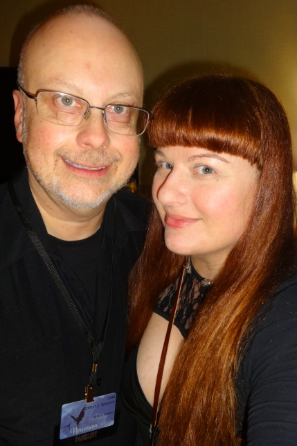 Robert J. Sawyer & Lezli Robyn—Norwescon (Seattle, Washington)