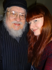 George R.R. Martin & Lezli Robyn—Mysticon (Roanoke, Virginia)