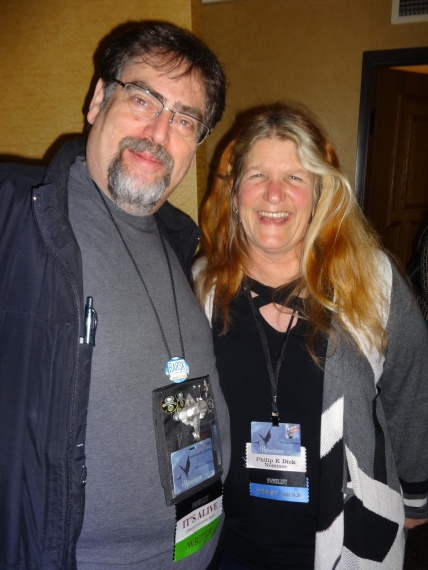Lawrence M. Schoen & Brenda Cooper—Norwescon (Seattle, Washington)
