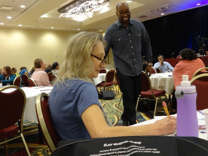 Kwame Alexander, Kenote Speaker—IBPA Publishing University (Salt Lake City, Utah)