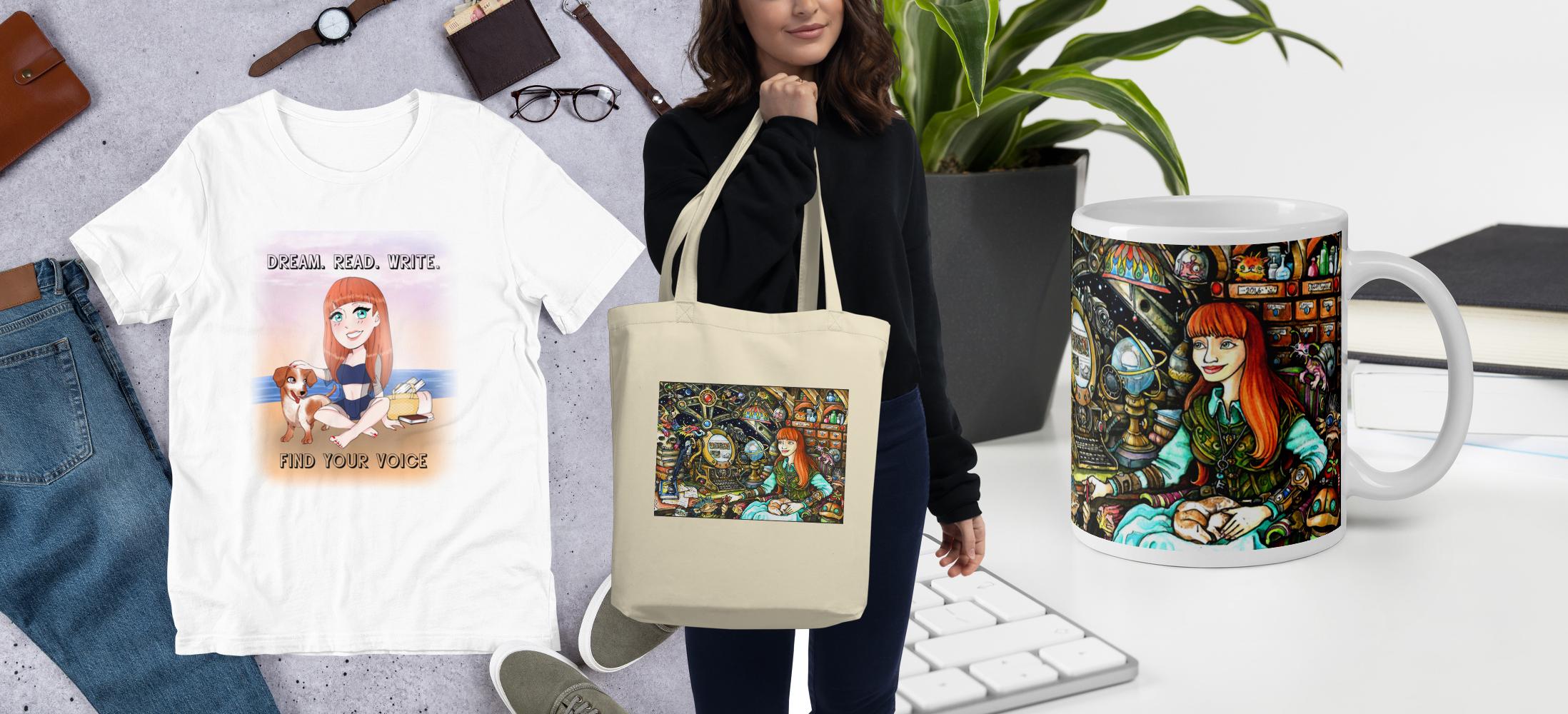 Lezli Robyn Patreon Merchandise